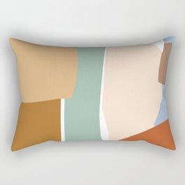 // Reminiscence 01 Rectangular Pillow
