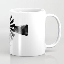 Windmill 2 #blackandwhite Coffee Mug