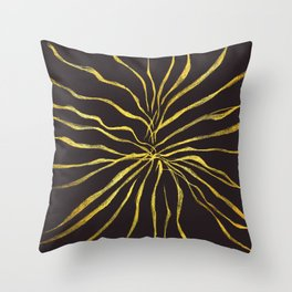 Forming Throw Pillow