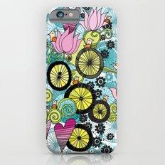 Bicycle Birds Slim Case iPhone 6s