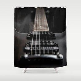 FRETBOARD JOURNEY Shower Curtain
