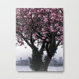 April Apparition Metal Print