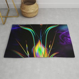 Abstract in Perfection - Light and Energy 2 Rug