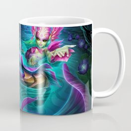 River Spirit Nami League of Legends Coffee Mug