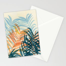 Palm Branches Stationery Cards