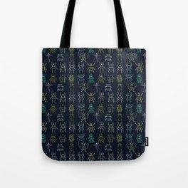Bug Collection Tote Bag