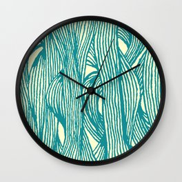 Inklines IV Wall Clock