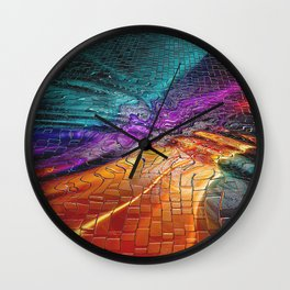 Graphics Imagination Wall Clock