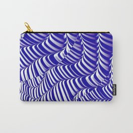 Rolling Stripes Carry-All Pouch