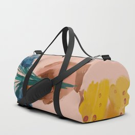 The Floral Feeling Duffle Bag