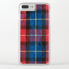 woodworkers pattern Clear iPhone Case