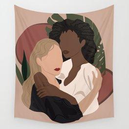 Women Empowerment Wall Tapestry