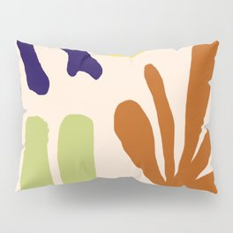 Color Study Matisse Inspired Pillow Sham