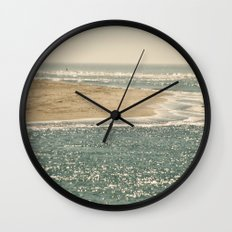 View from Bolinas Wall Clock