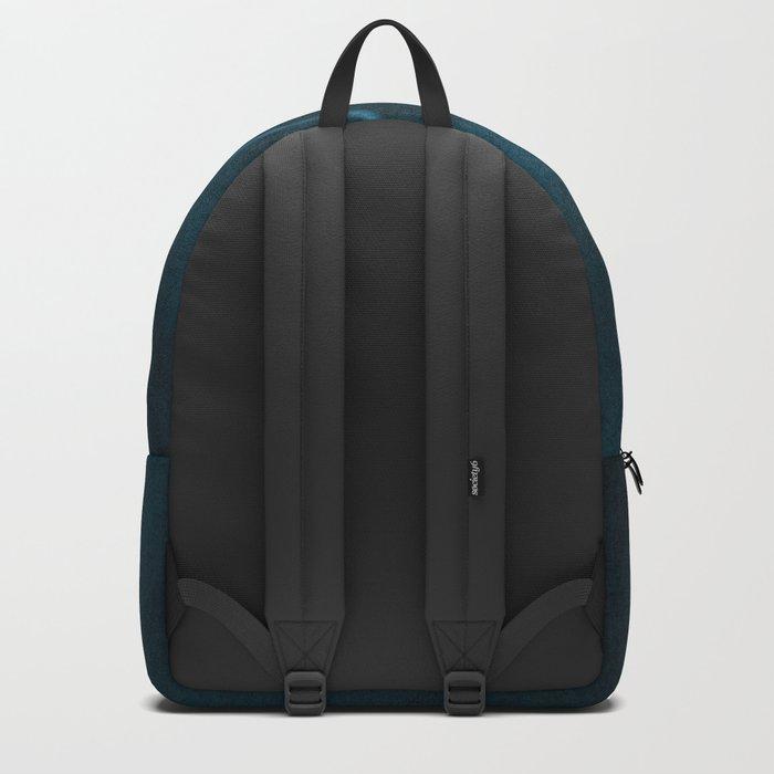 niGht blOOm - dark Poppy Backpack