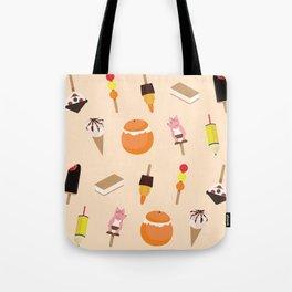 Wanna ice cream? Tote Bag