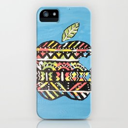 Tribe of Apple iPhone Case