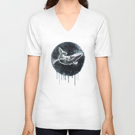 The Leviathan Unisex V-Neck