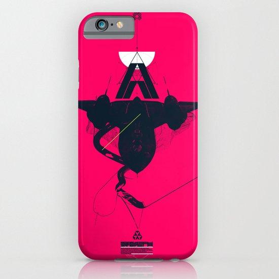 STEALTH:SR-71 Blackbird iPhone & iPod Case