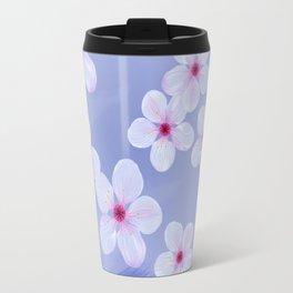 Cherry Blossoms - Painting Travel Mug