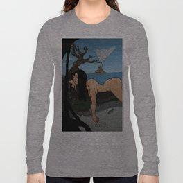 Savage Girl  Long Sleeve T-shirt