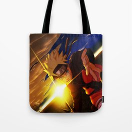 naruto spirit of fire Tote Bag