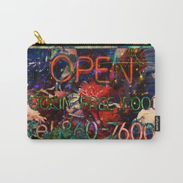 FUCKIN' FREE FOOD Carry-All Pouch