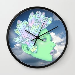 Hazukashi Wall Clock