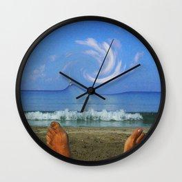 Tricks of the Mind Wall Clock