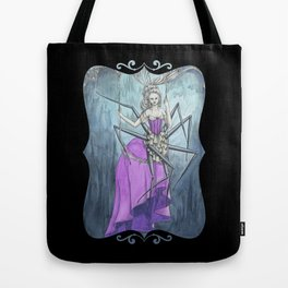 Spider Lady Tote Bag