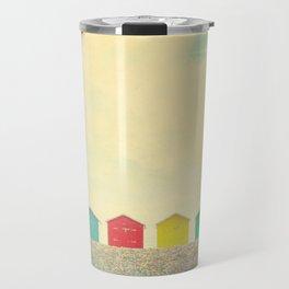 Beachfront Travel Mug