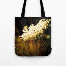 d.a.r.k. Queen Anne's Lace Tote Bag