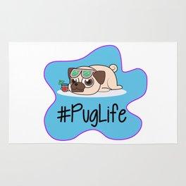 #PugLife Rug
