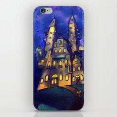 Martin's Castle iPhone & iPod Skin