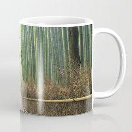 Empty Path Arashiyama Bamboo Forest Coffee Mug