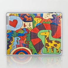 Wall-Art-023 Laptop & iPad Skin