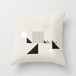 ‡  xIx  ‡ Throw Pillow