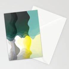 Green Lava Stationery Cards