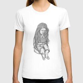 Teddy Bear by Saribelle T-shirt