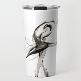 Dance Drawing Travel Mug