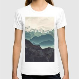 Shades of Mountain T-shirt