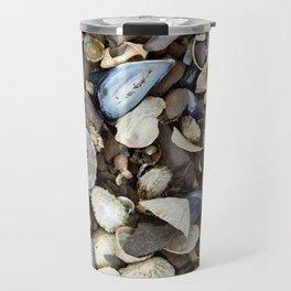 Seashells on the Ring of Kerry Travel Mug