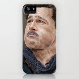 Lt. Aldo Raine iPhone Case