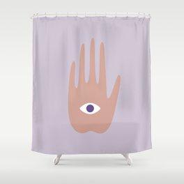 hamsa III Shower Curtain