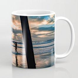 Little Surfer Girl Coffee Mug