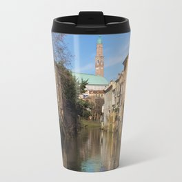 Bridge with a view Travel Mug