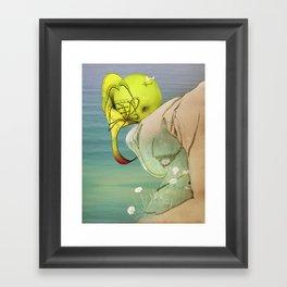 Viagem#1 Framed Art Print