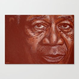 free-man part 2 Canvas Print