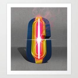 Superbet 'C' Art Print