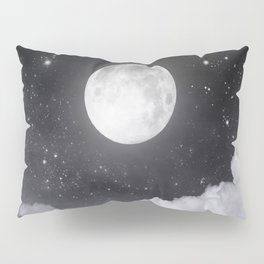 Touch of the moon II Pillow Sham